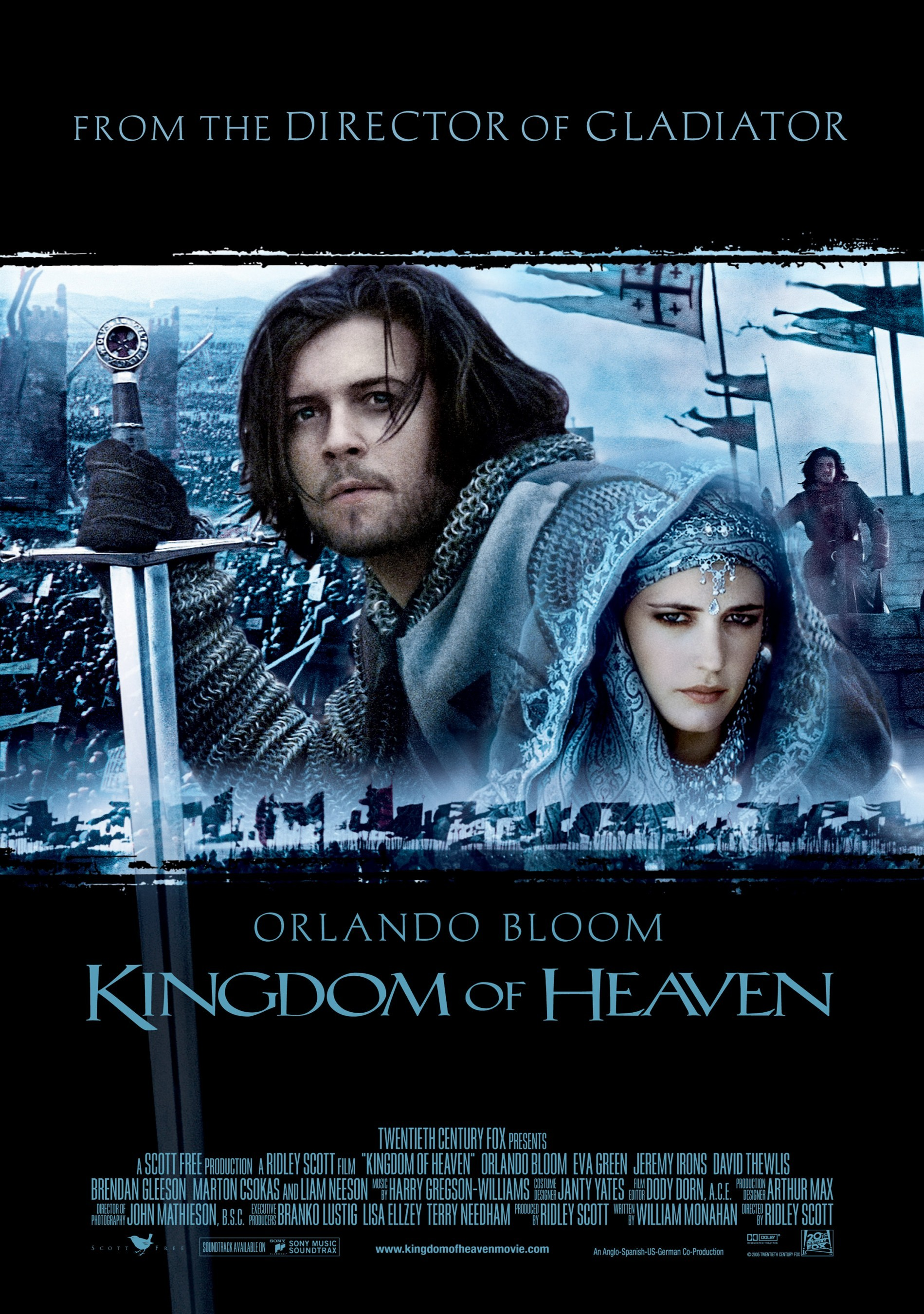 Kingdom of Heaven movie HD Wallpaper