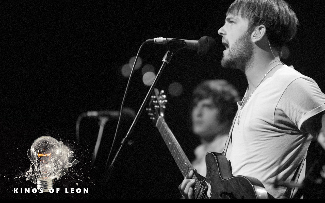 Kings of Leon kol HD Wallpaper