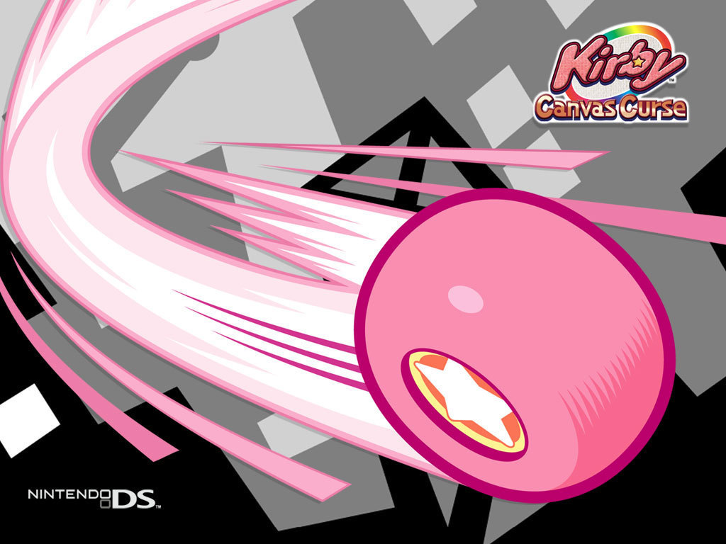 kirby canvas Curse Manga HD Wallpaper