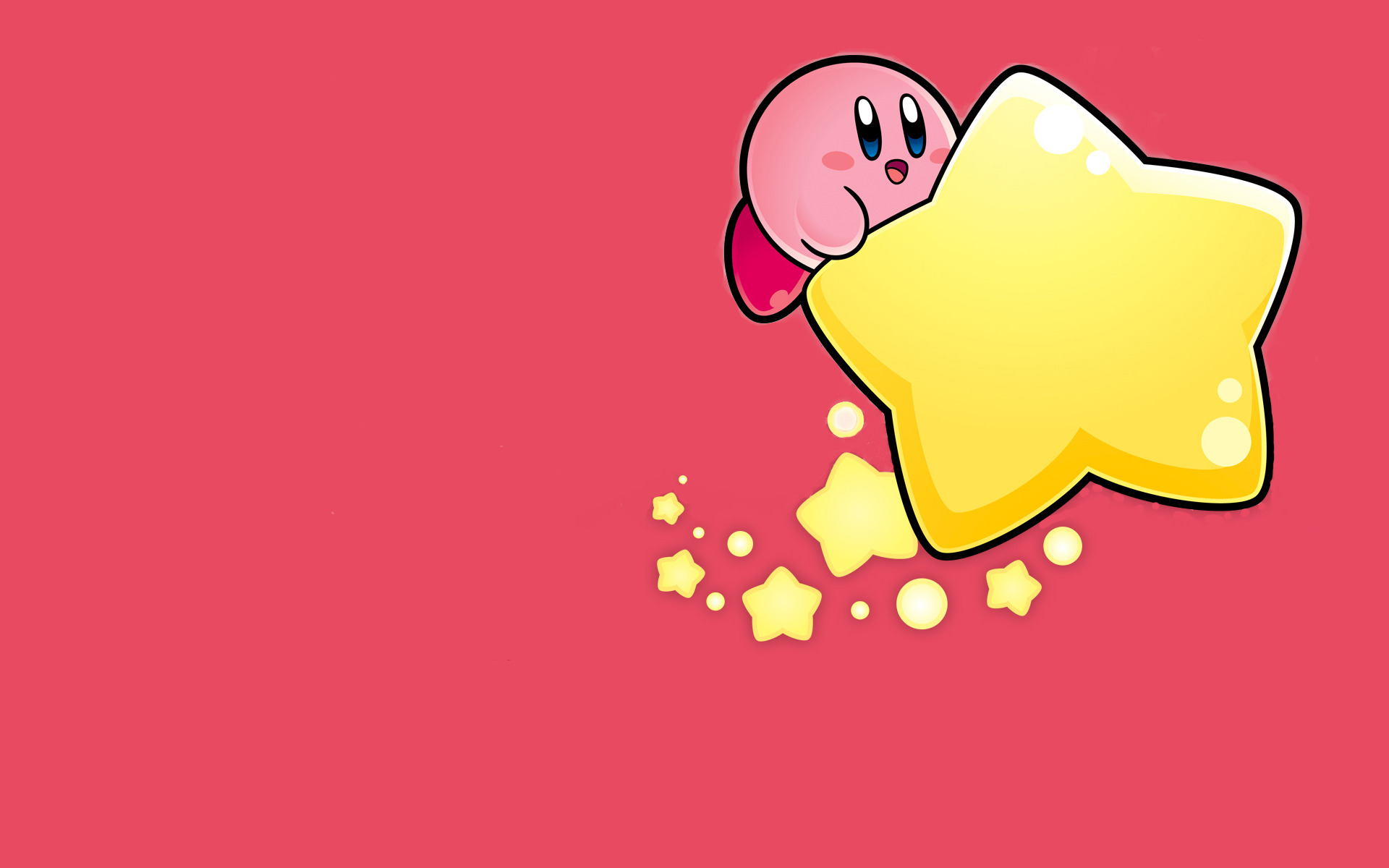 kirby pink