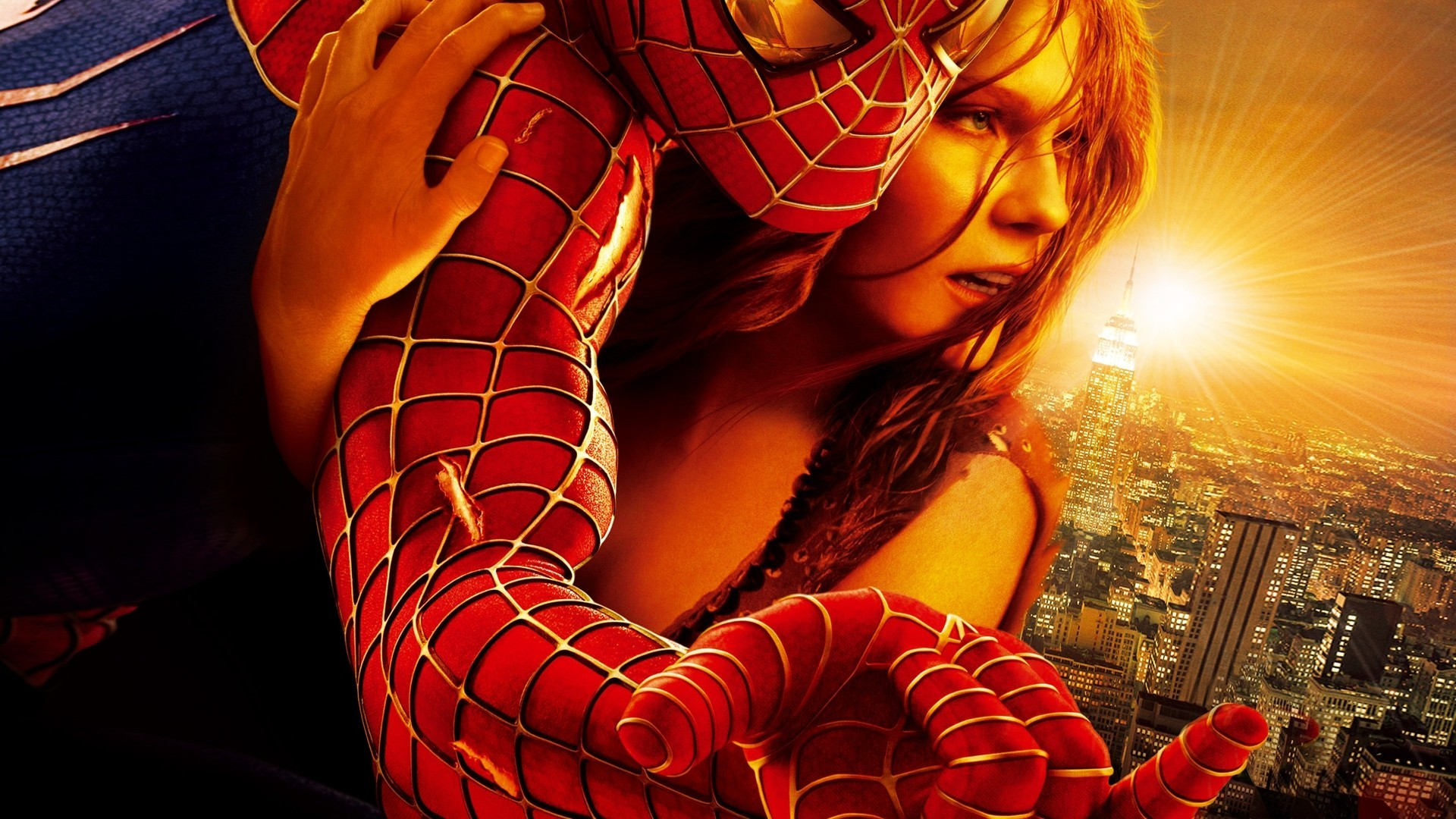 Kirsten Dunst woman Spider-Man HD Wallpaper
