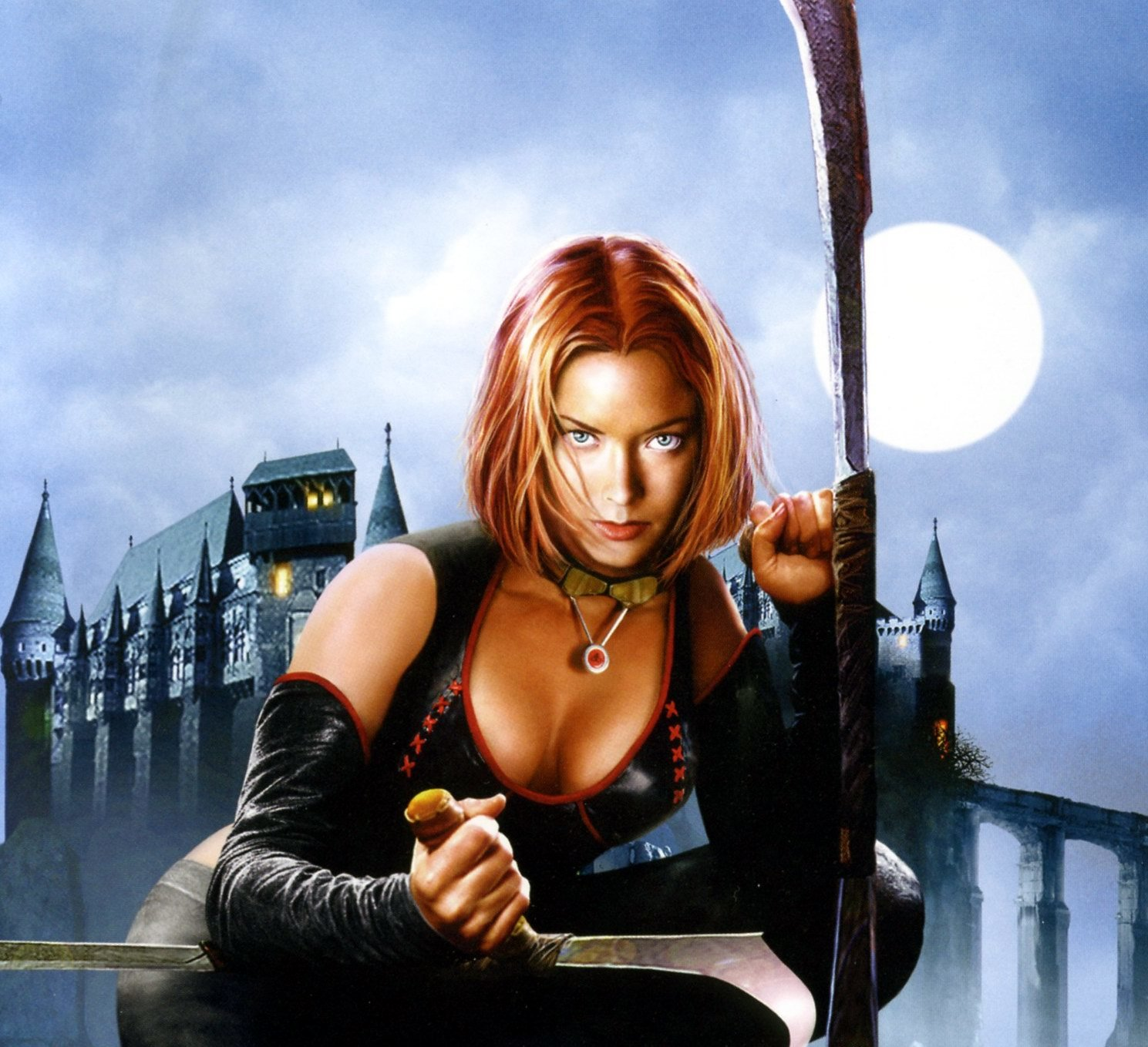 Kristanna Loken BloodRayne HD Wallpaper