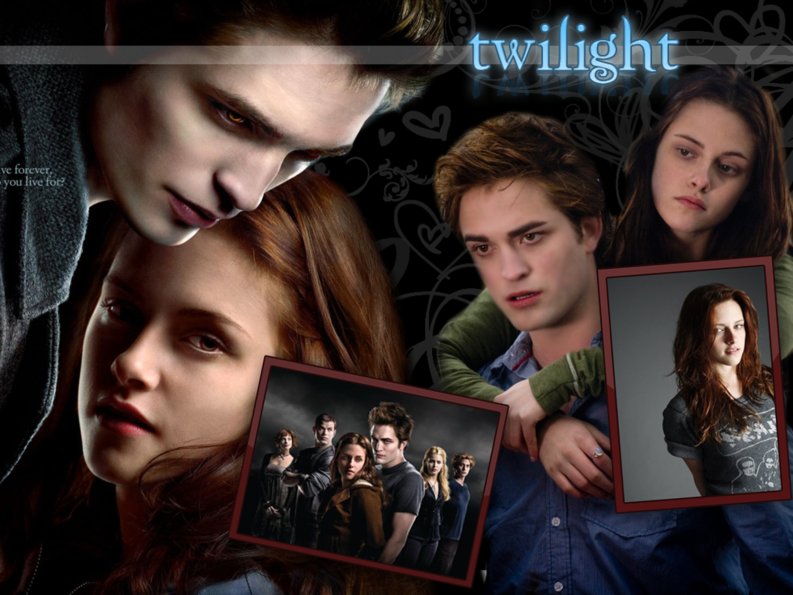 Kristen Stewart twilight Robert HD Wallpaper