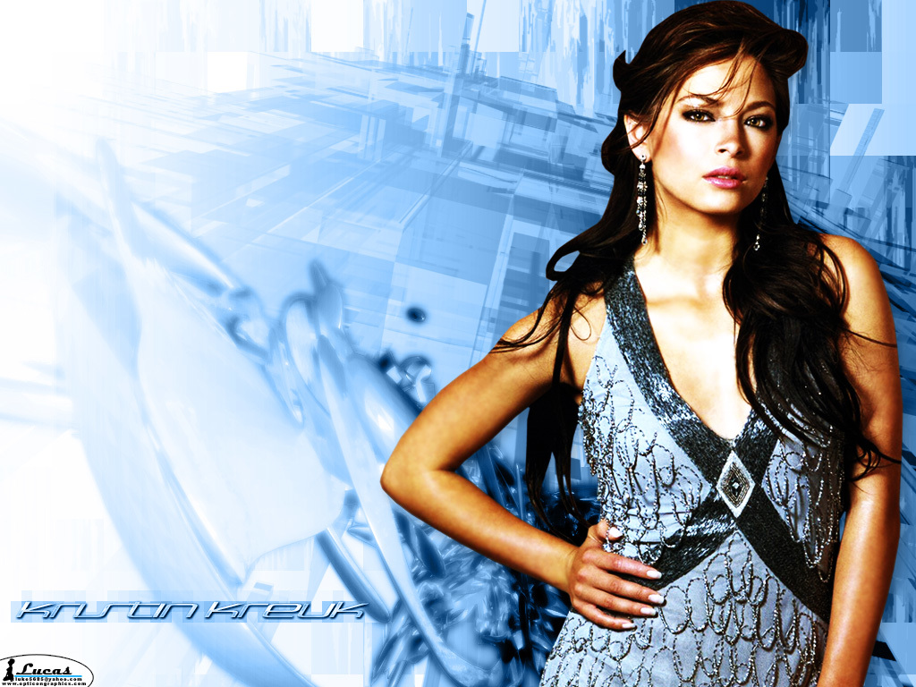 kristin kreuk Celebrity HD Wallpaper