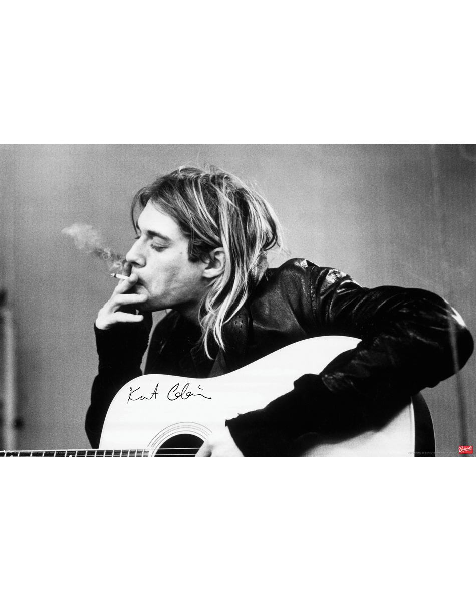 kurt cobain Cigarettes HD Wallpaper