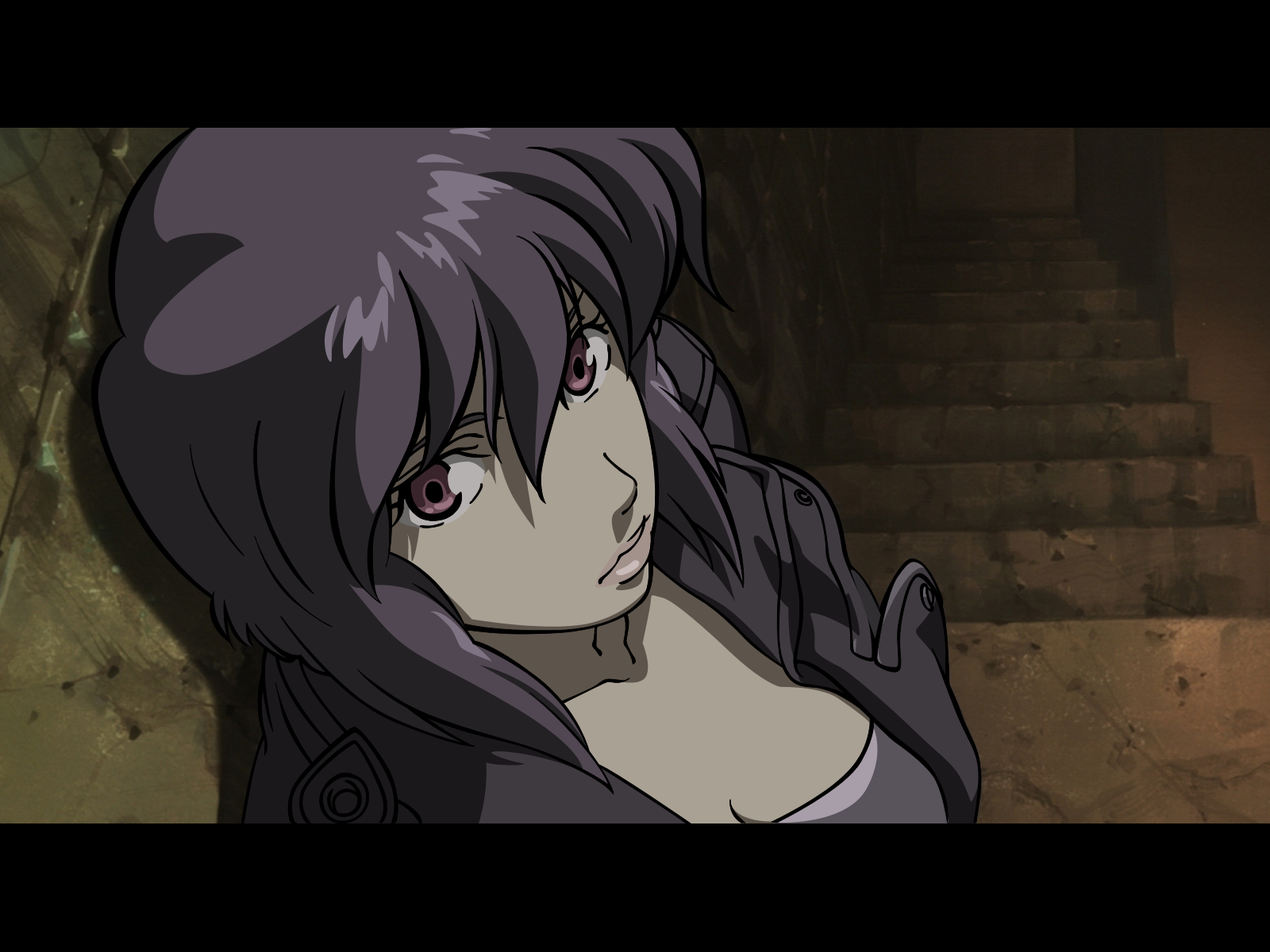 kusanagi ghost in The HD Wallpaper
