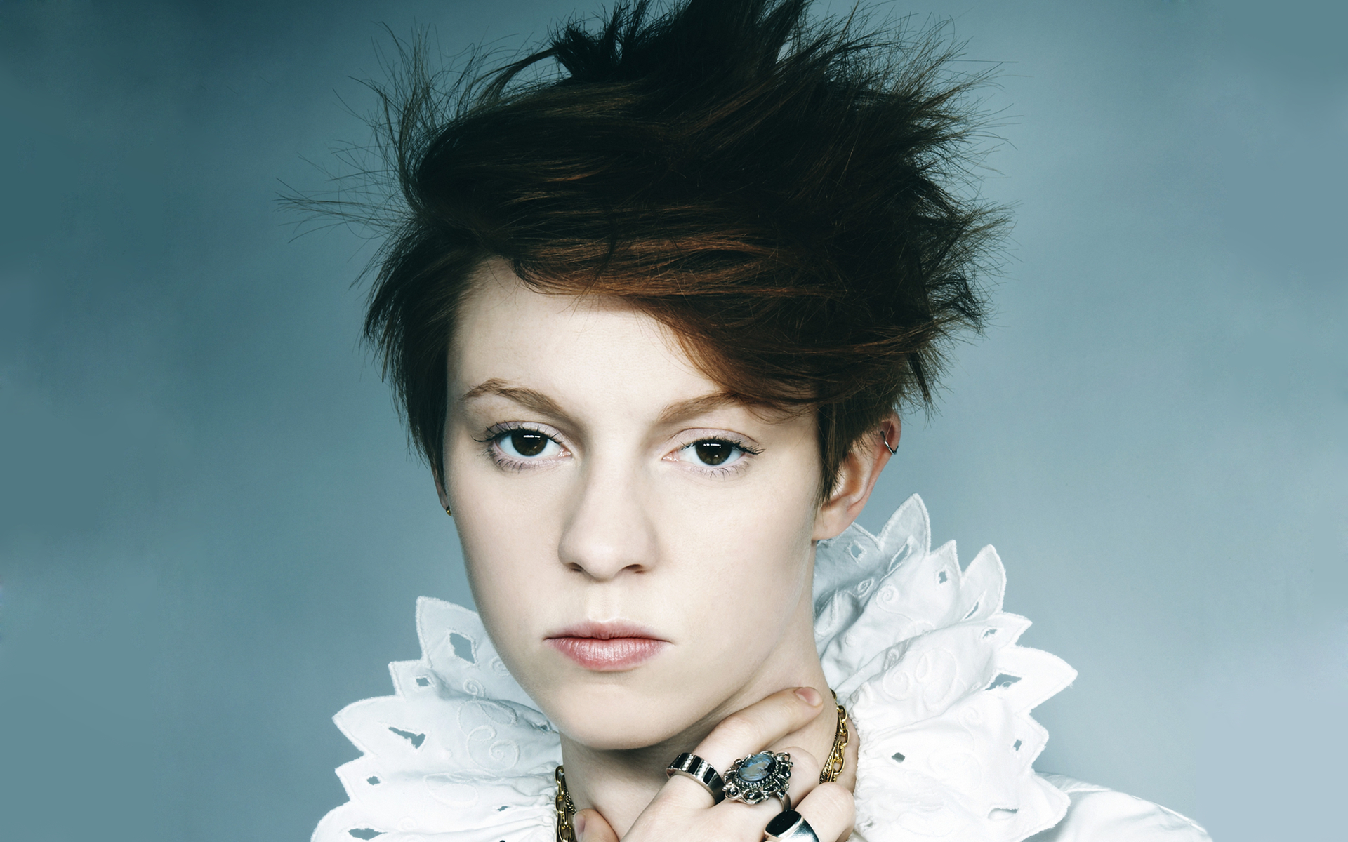 la roux Elly Jackson HD Wallpaper