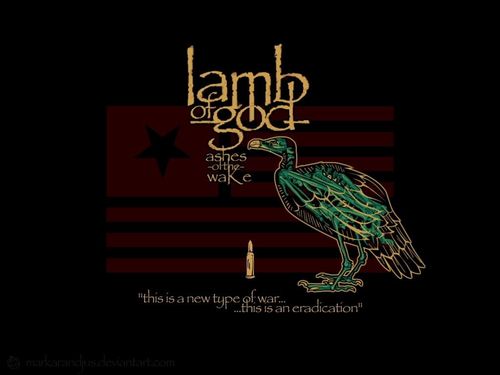 lamb of god HD Wallpaper