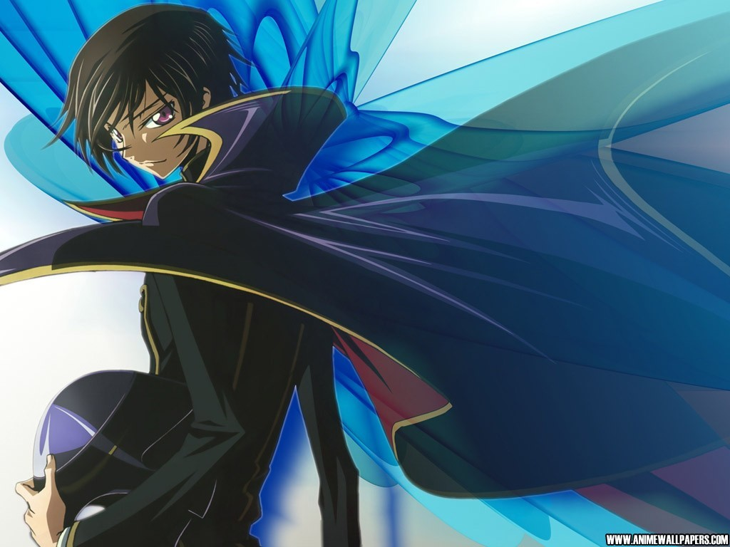 lamperouge lelouch code geass HD Wallpaper