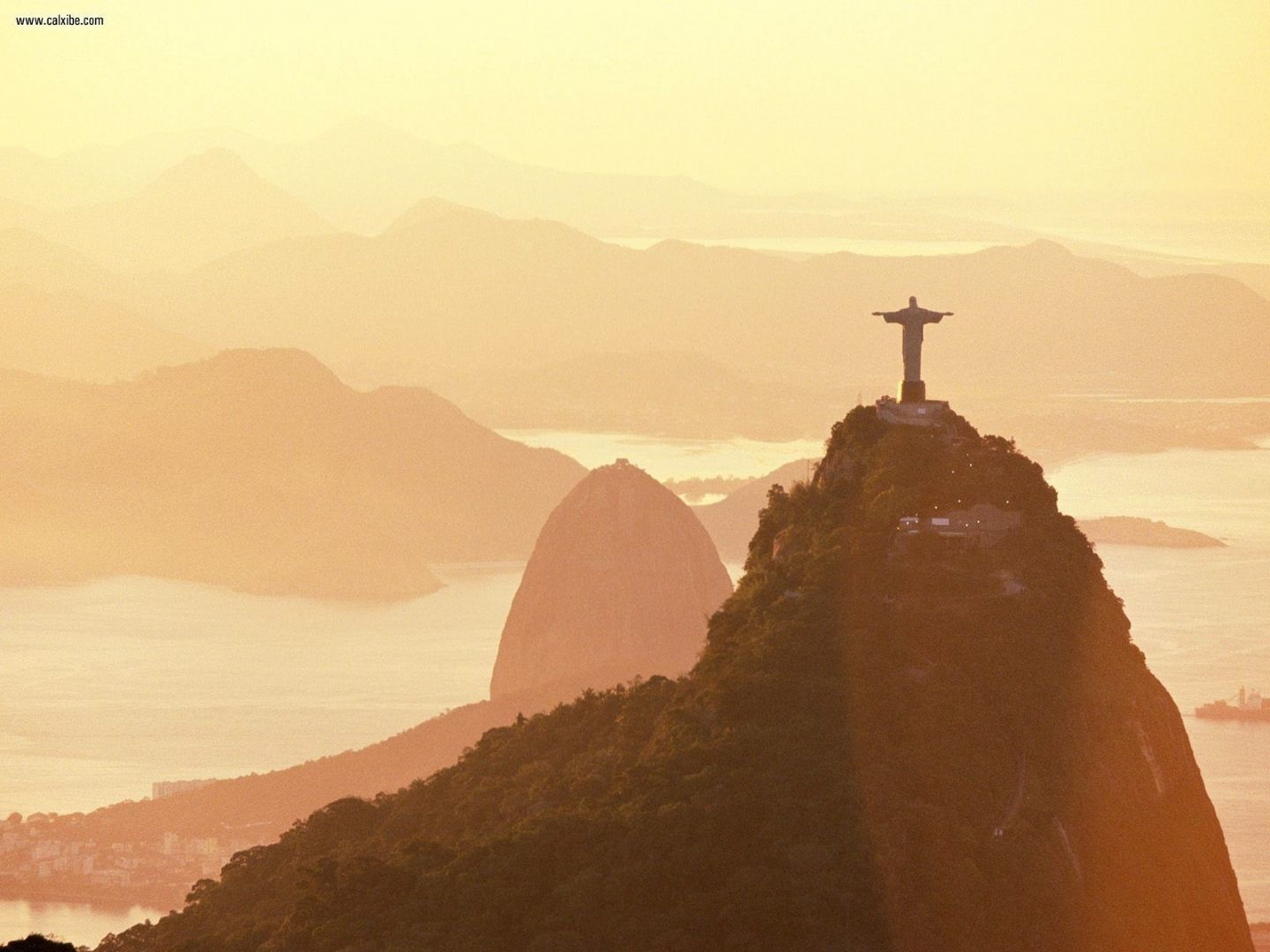 Landscapes Brazil Rio de HD Wallpaper