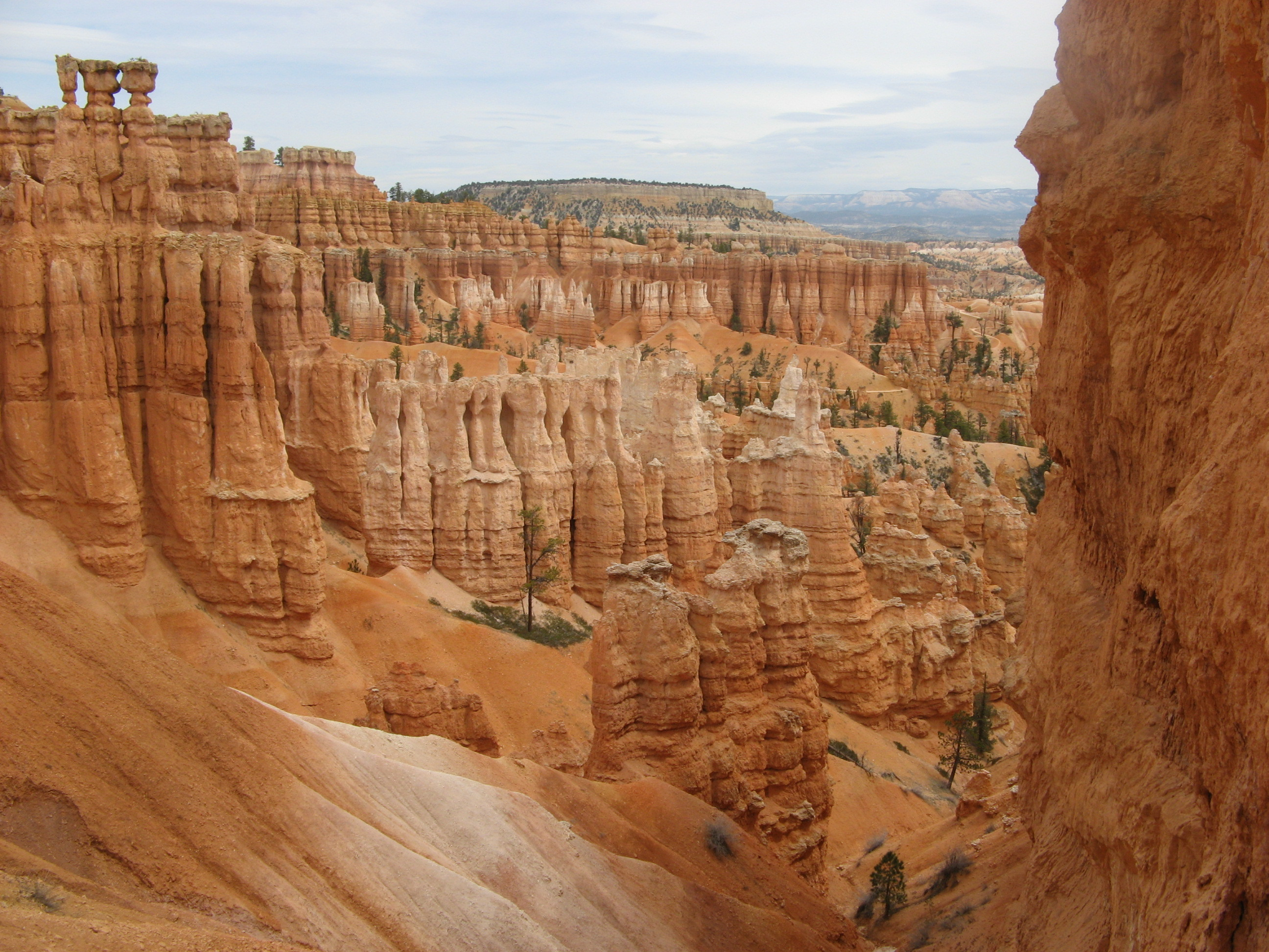 Landscapes canyon bryce canyon HD Wallpaper