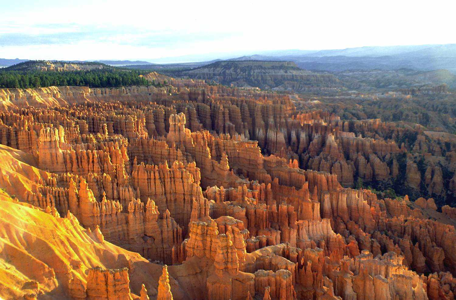 Landscapes canyon cliffs bryce HD Wallpaper