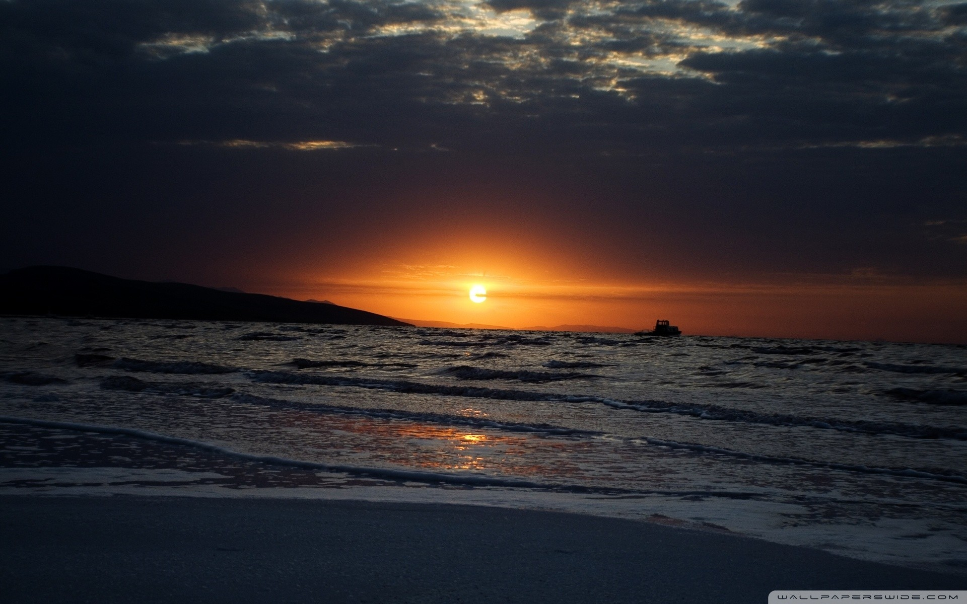 Landscapes Turkey afternoon HD Wallpaper