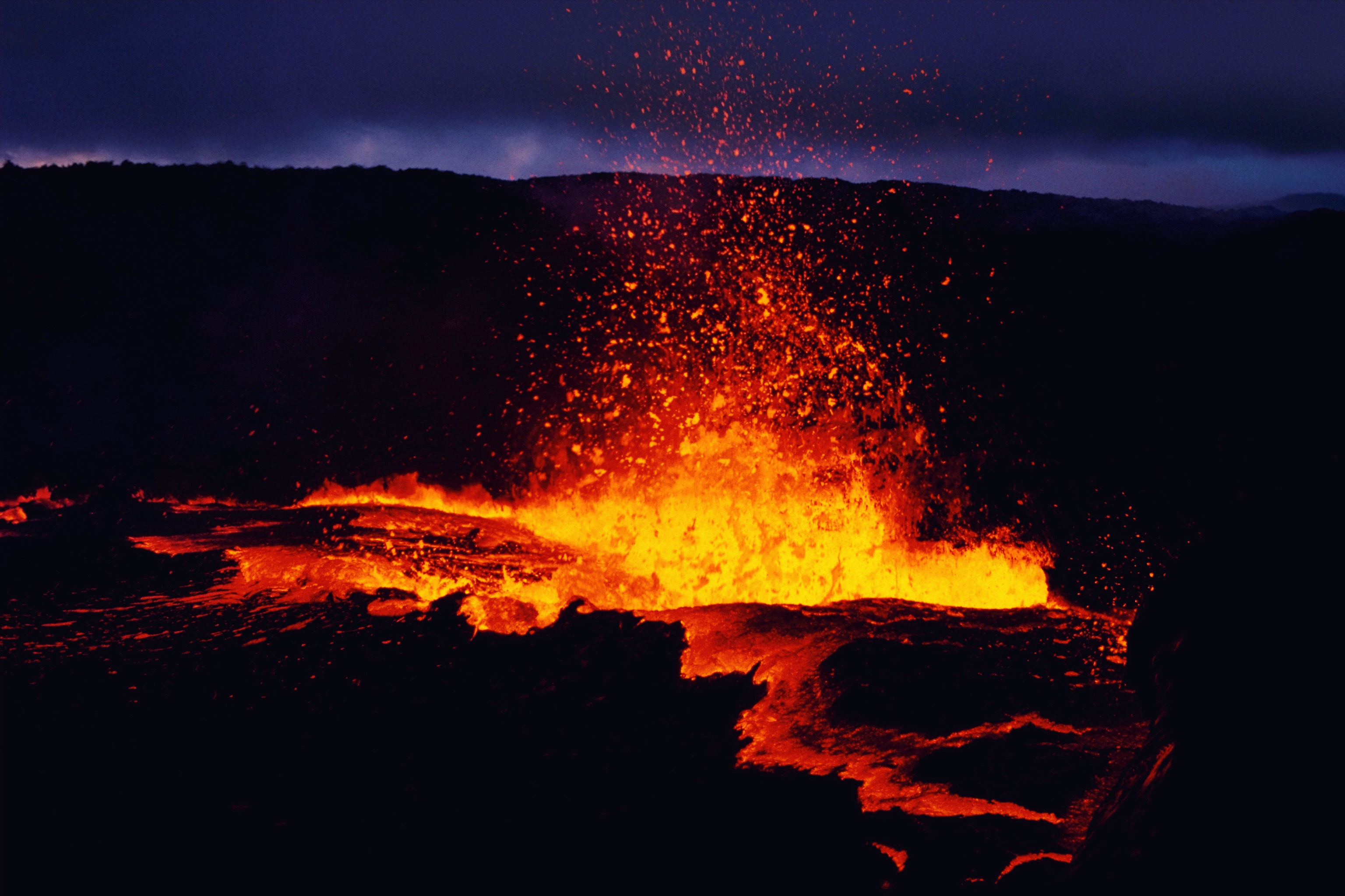lava HD Wallpaper