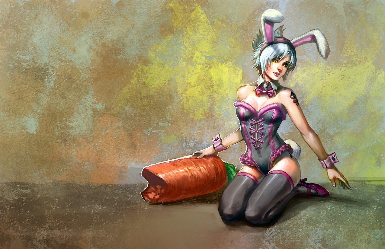 League of Legends bunny HD Wallpaper