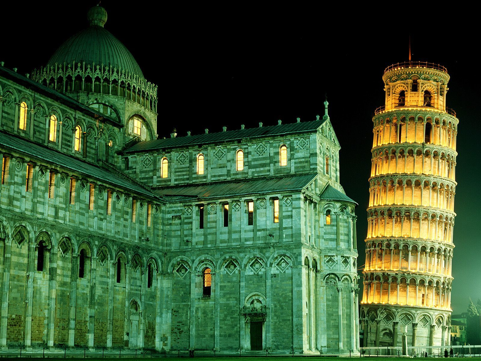 leaning tower architecture Pisa HD Wallpaper