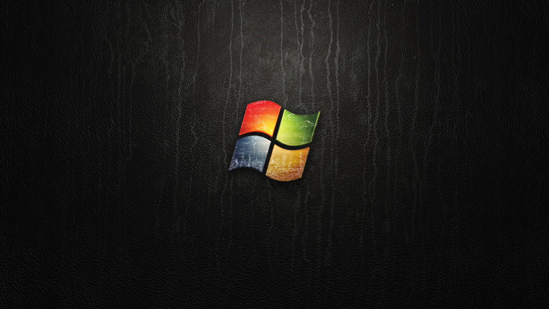 Microsoft Desktop Backgrounds on Leather Abstract Black Windows 7 Microsoft Logos Hd Wallpaper