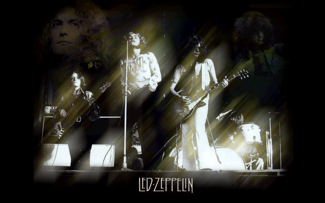led Zeppelin contributan ) HD Wallpaper
