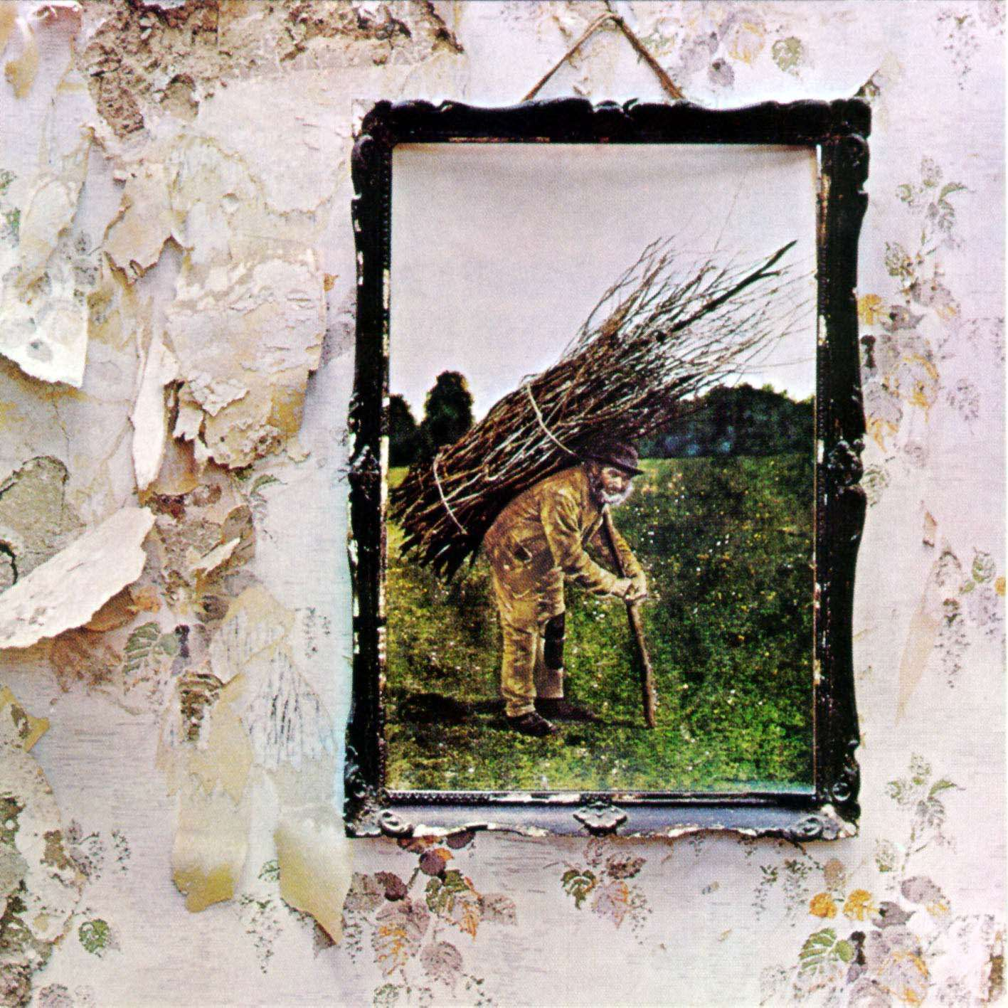 led Zeppelin iv front HD Wallpaper