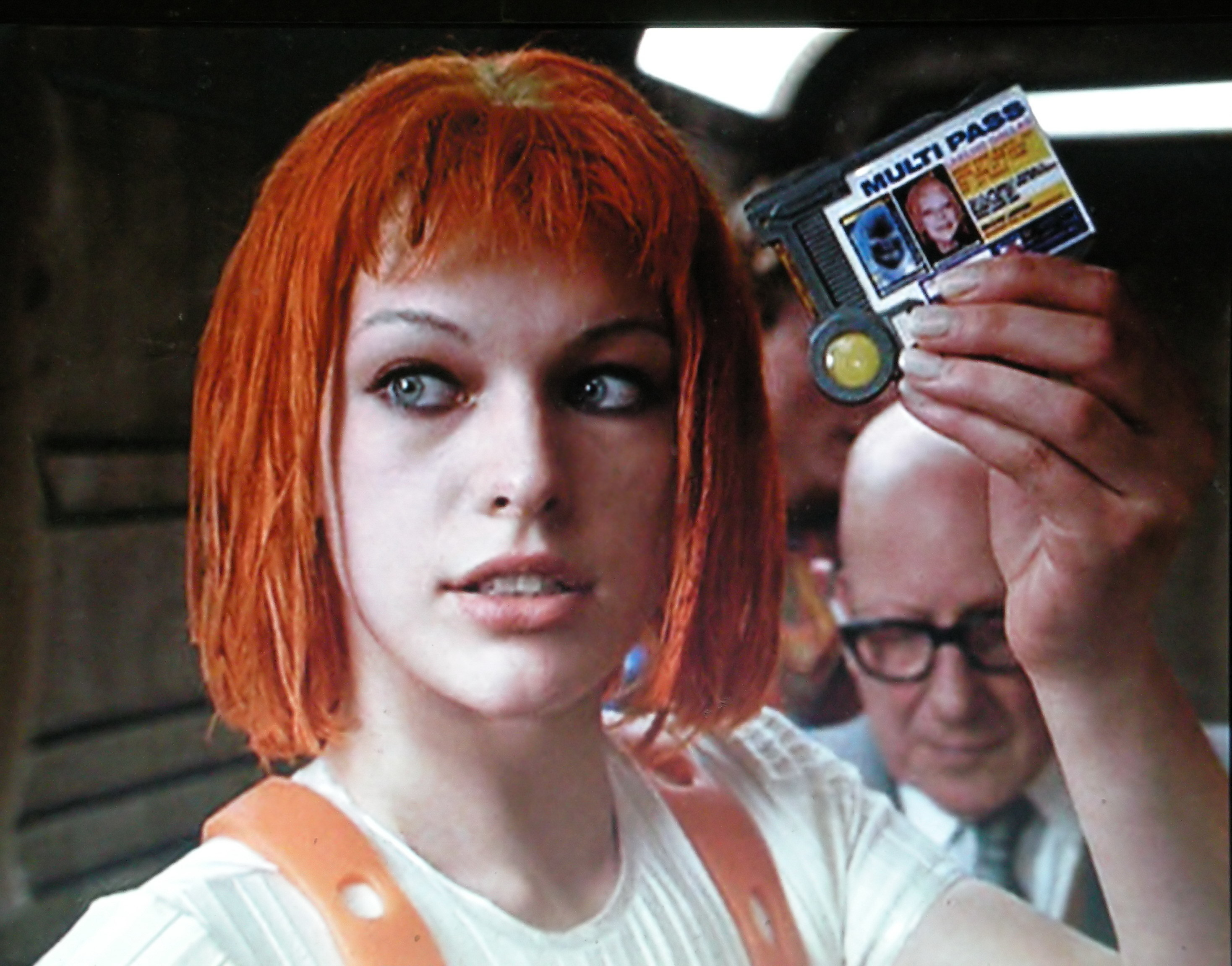 Leeloo multipass The Fifth