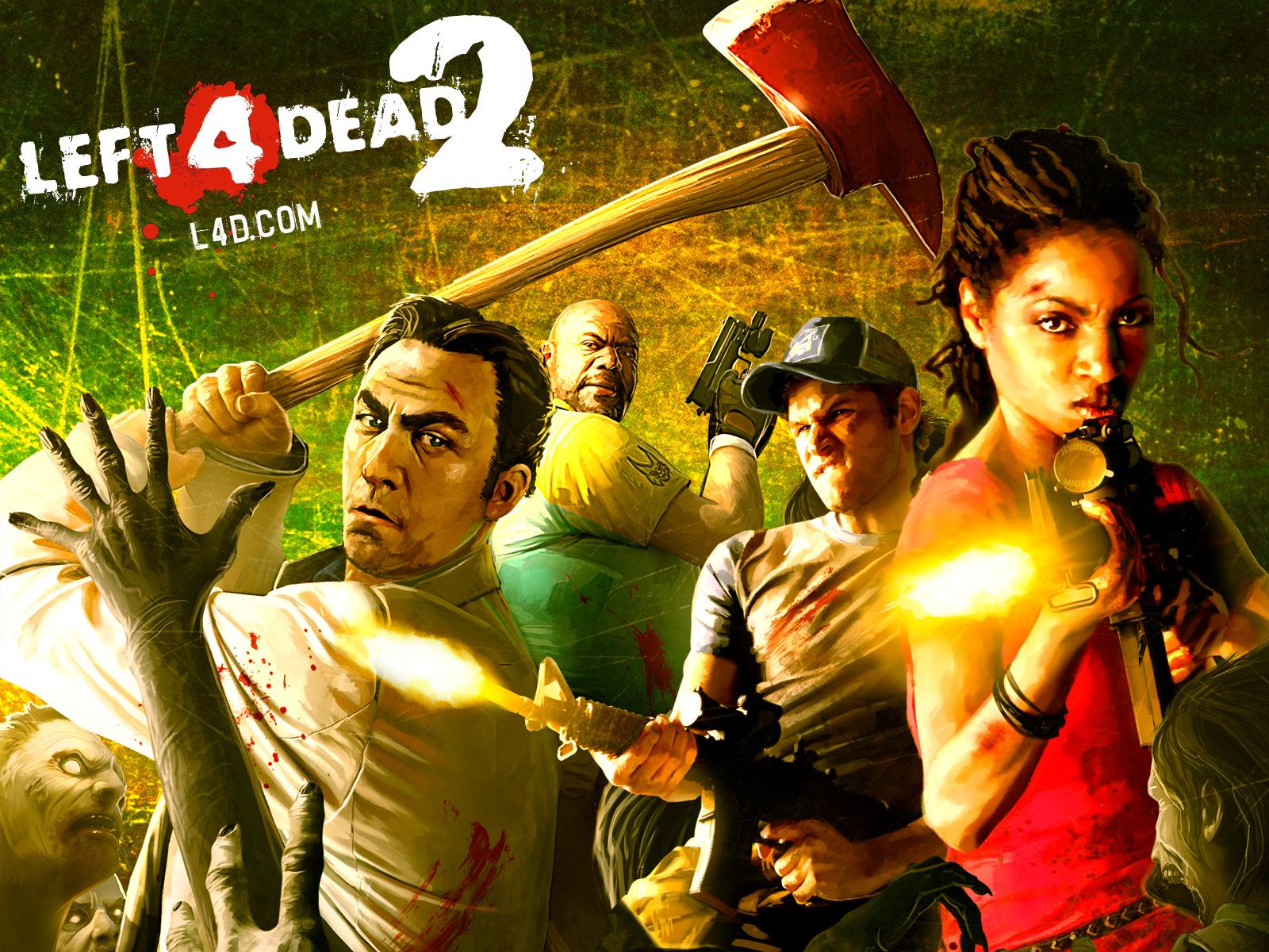 Games\left 4 dead 2\) Установите самый актуальный Left 4 Dead 2 кряк