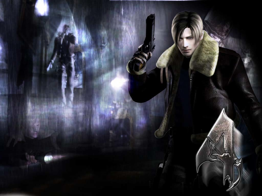 Leon kennedy Movie resident HD Wallpaper