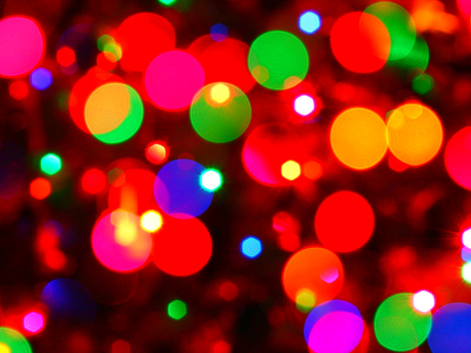 bokeh hd wallpaper color palette tags lights christmas