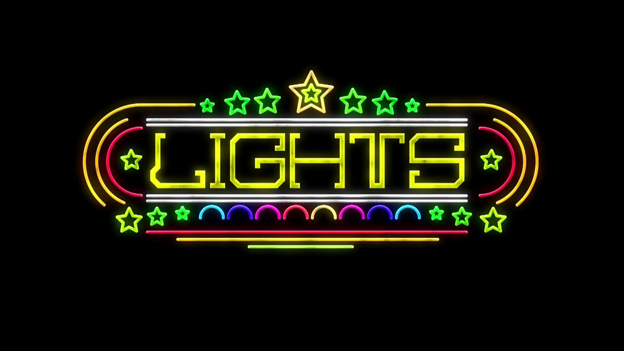 lights las vegas kanye HD Wallpaper