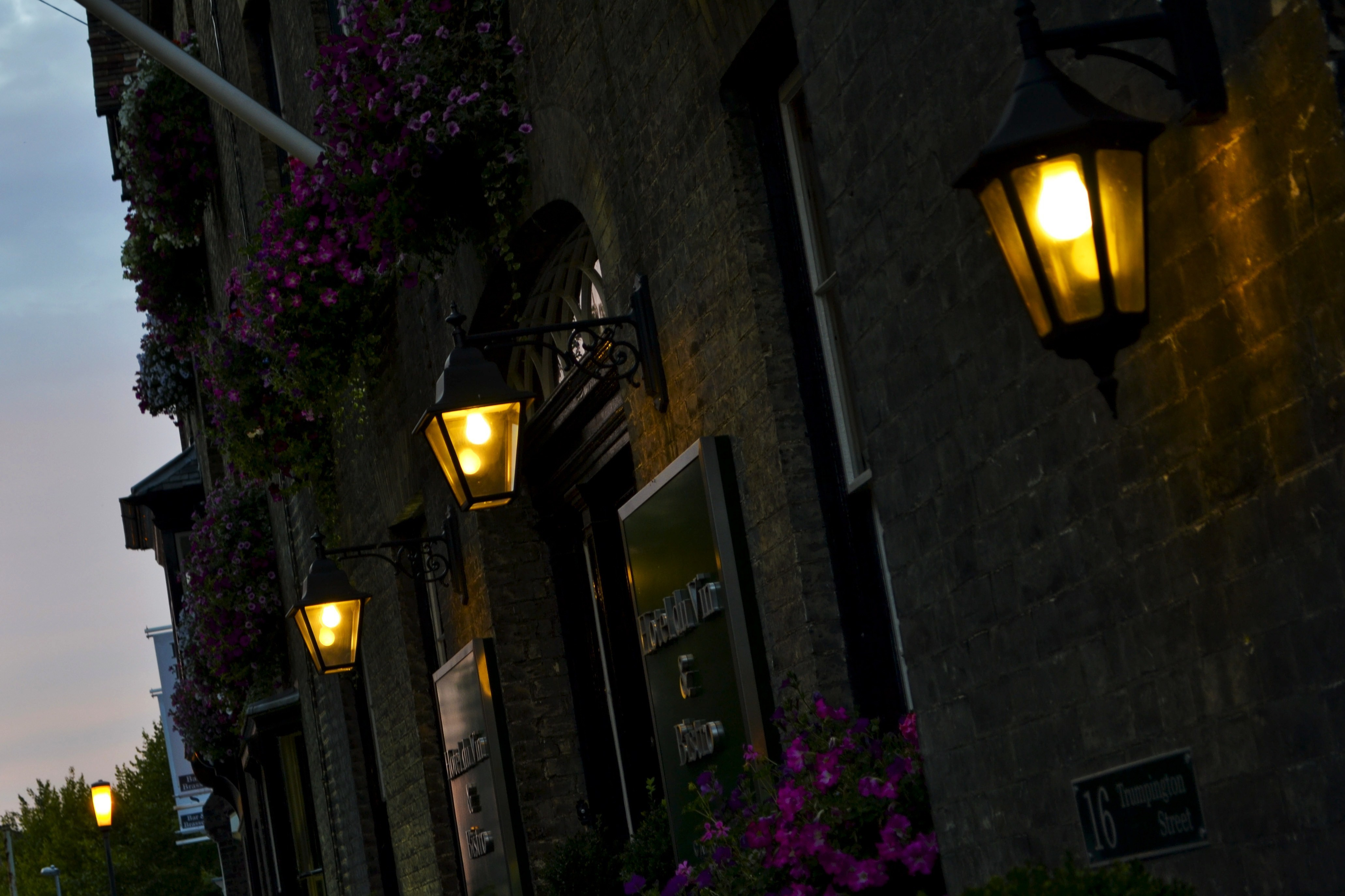 lights London lanterns HD Wallpaper