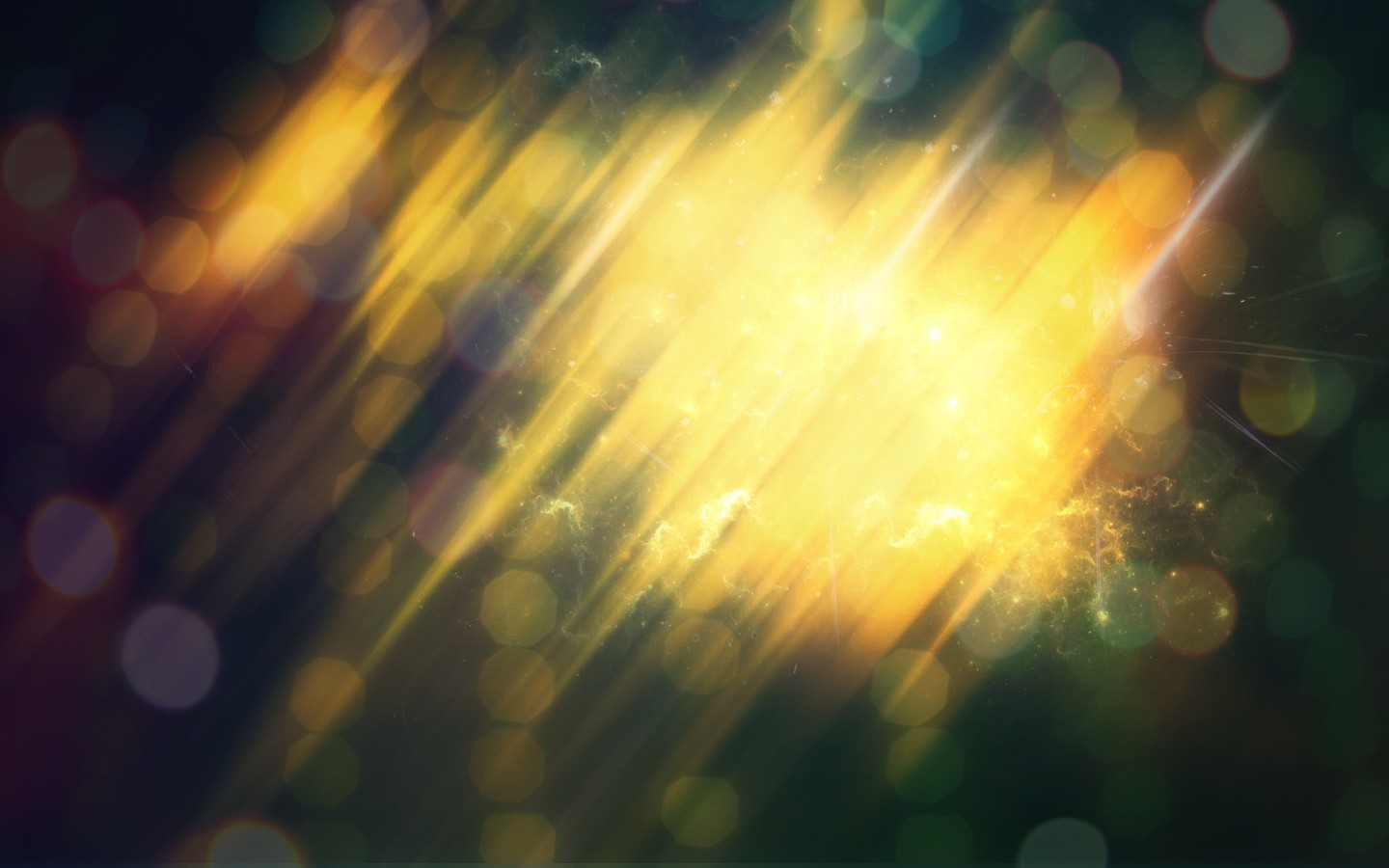 lights MacBook air galaxy HD Wallpaper