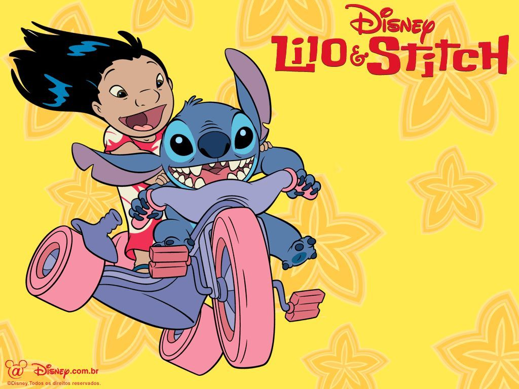 lilo stitch amp holiday HD Wallpaper