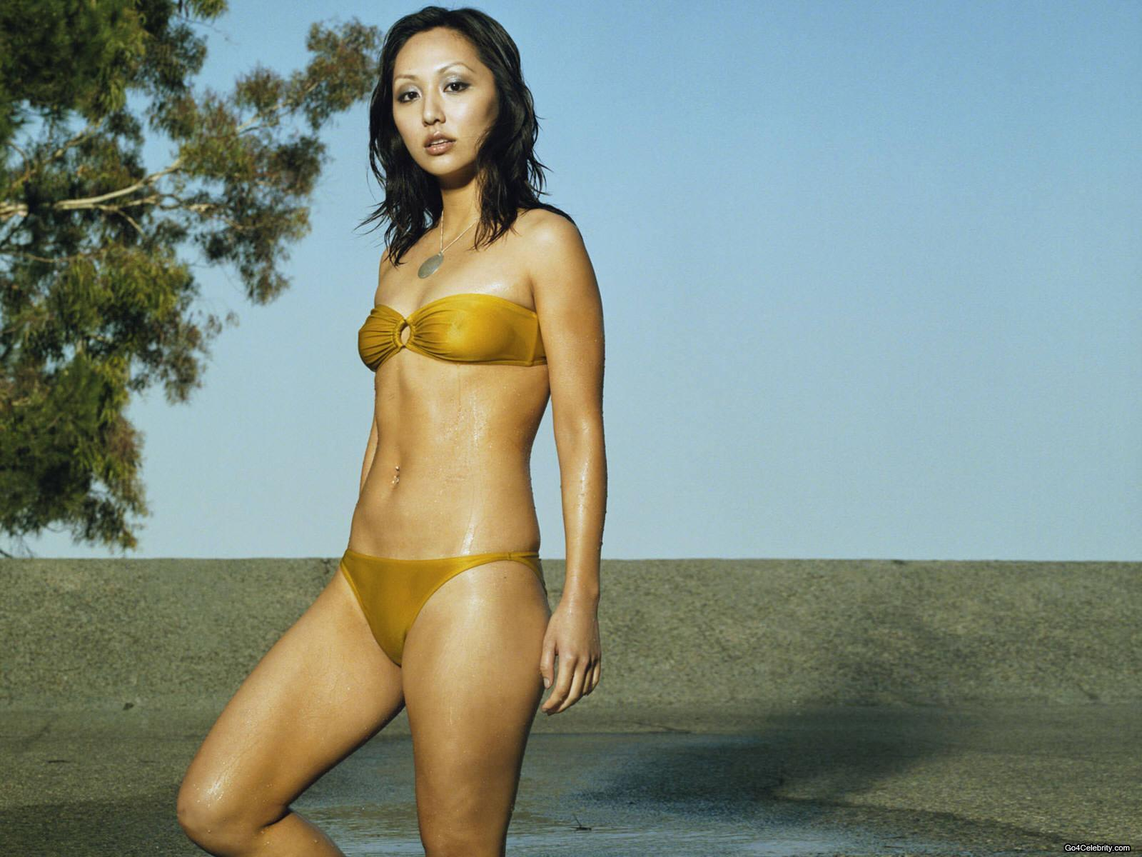 linda Park Celebrity HD Wallpaper