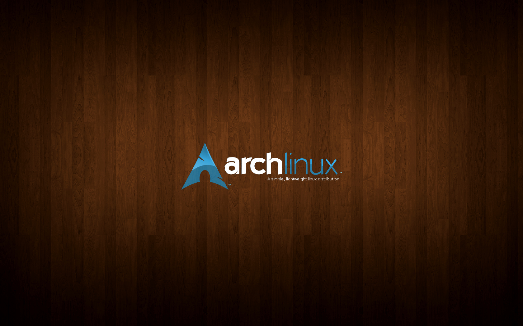 Linux arch computer HD Wallpaper