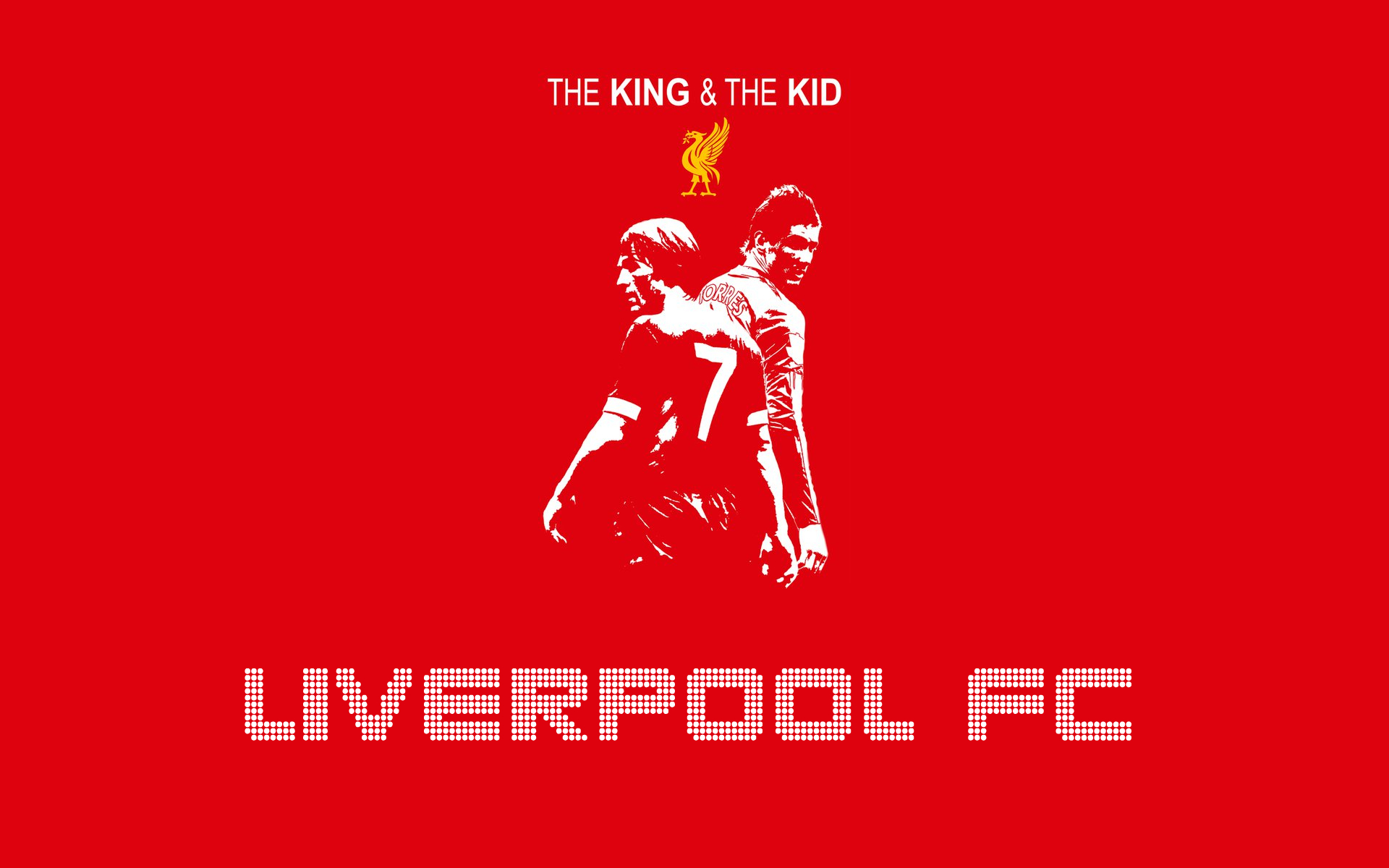 Liverpool FC HD Wallpaper