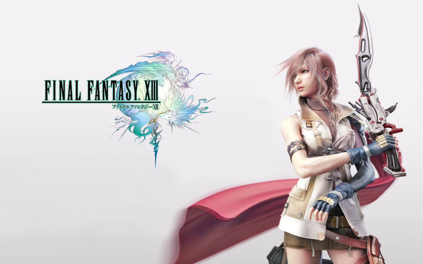 llighting game final fantasy HD Wallpaper