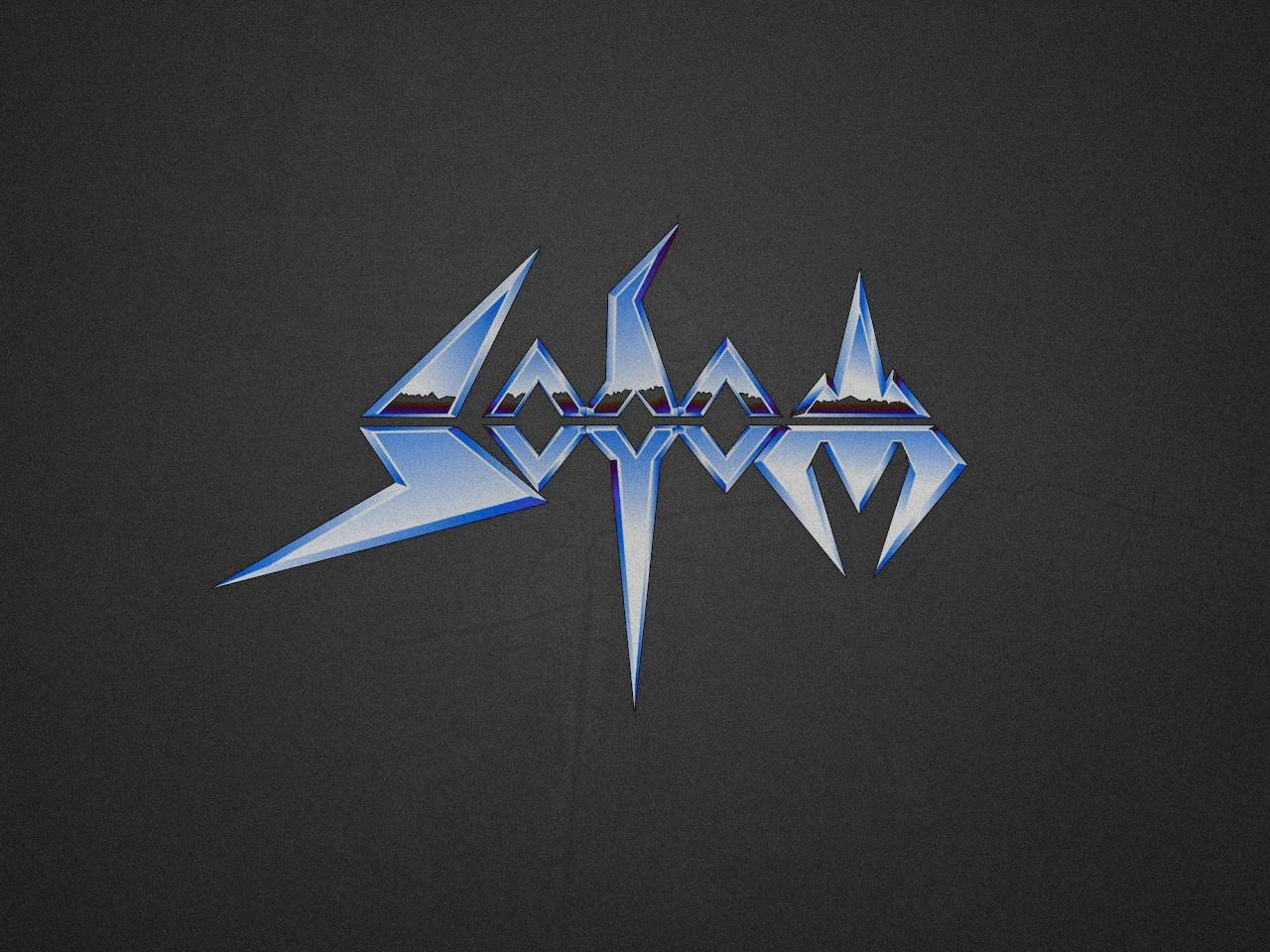 logos thrash metal HD Wallpaper