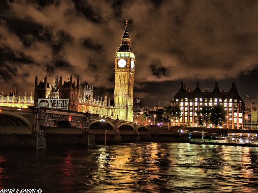 London cityscapes HD Wallpaper