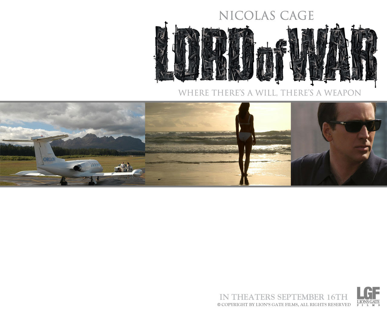lord of War nicolas HD Wallpaper