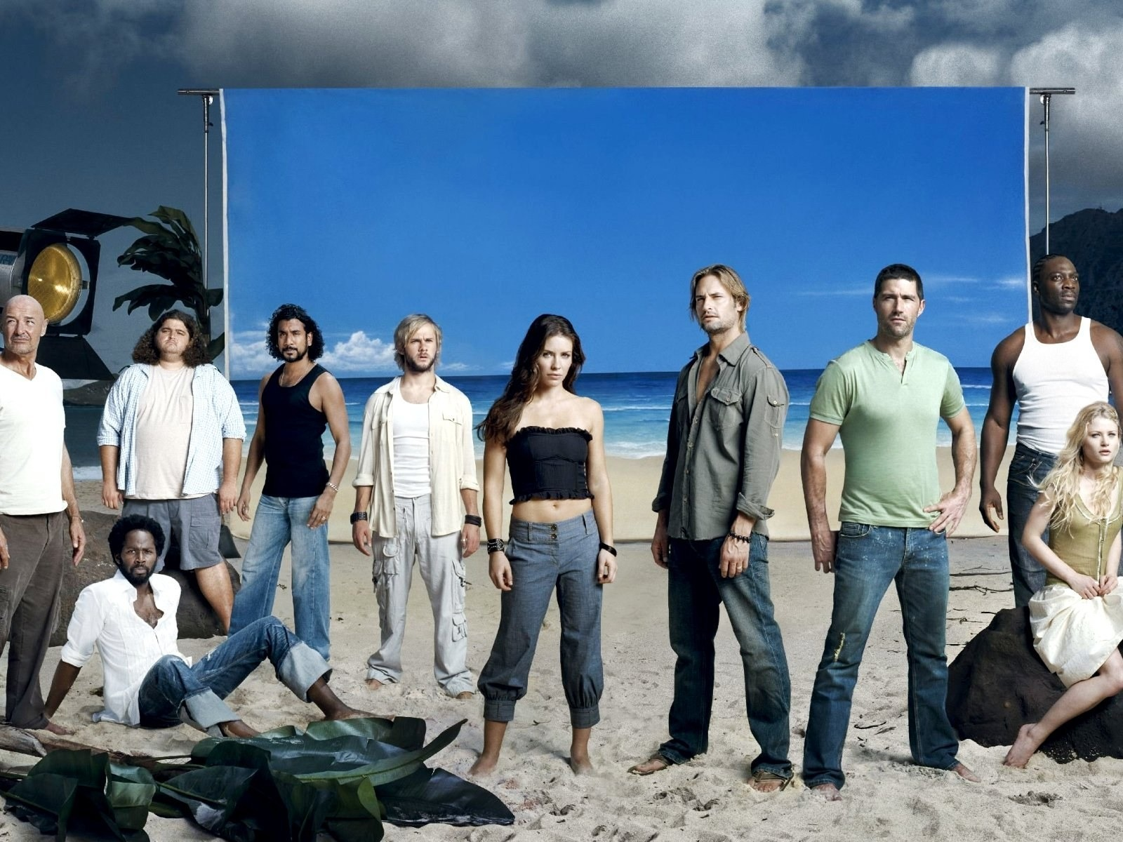 lost TV series HD Wallpaper
