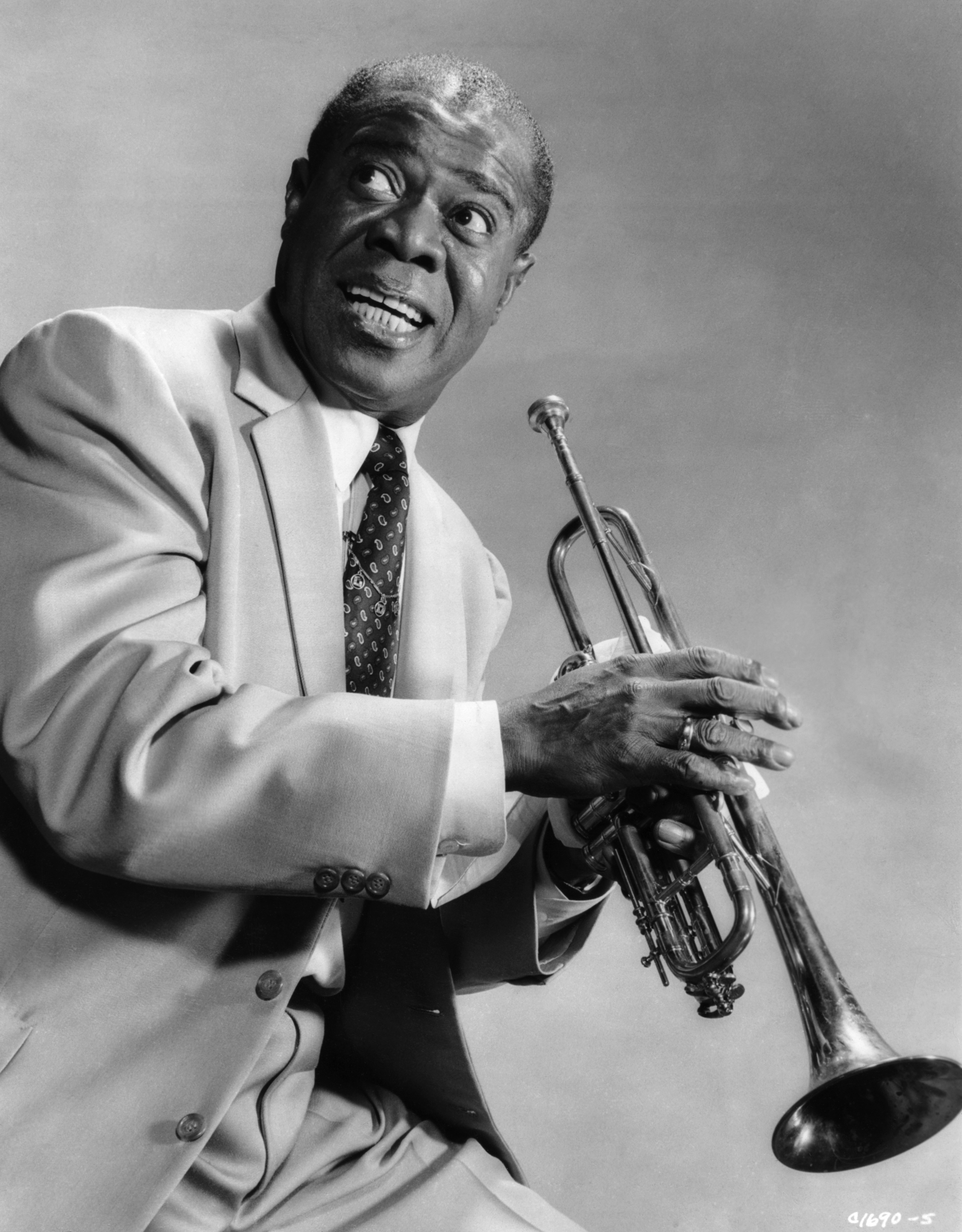 louis armstrong Celebrity HD Wallpaper