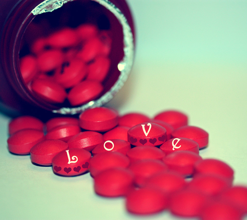 love pills HD Wallpaper