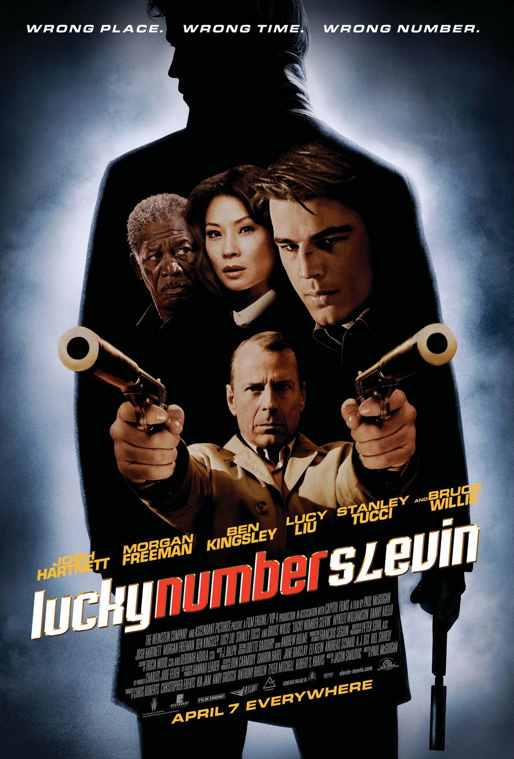 Lucy Liu Lucky Number HD Wallpaper