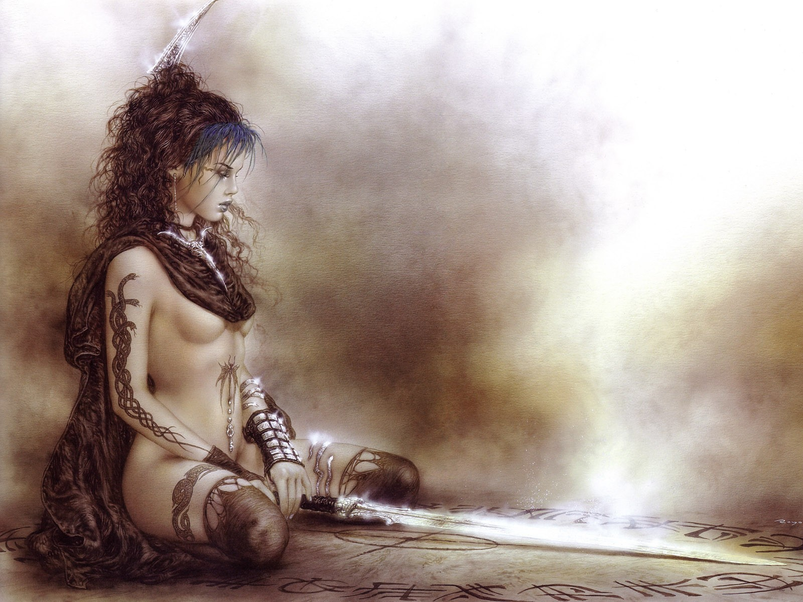 luis royo artwork