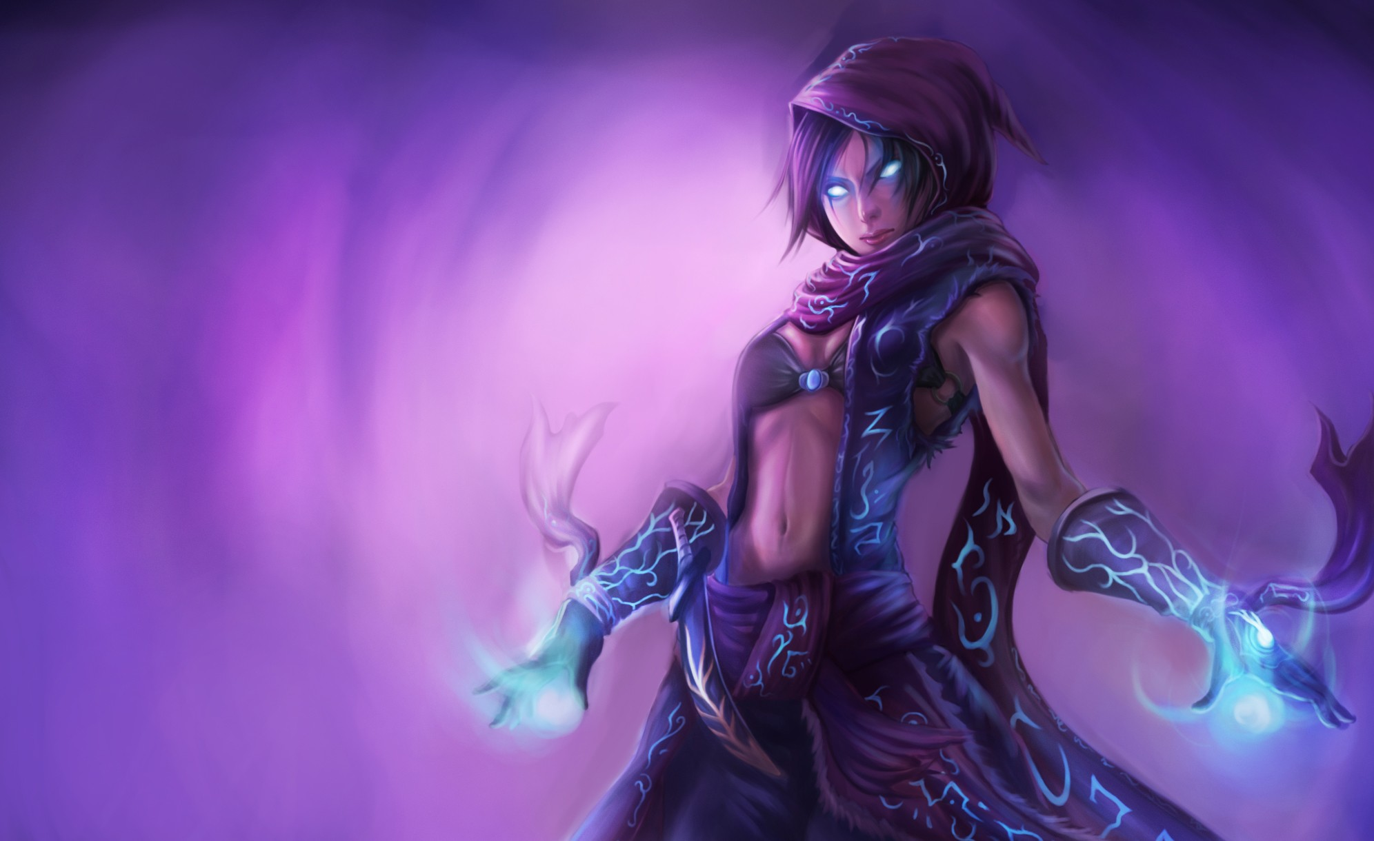 magic Malzahar rule 63 HD Wallpaper
