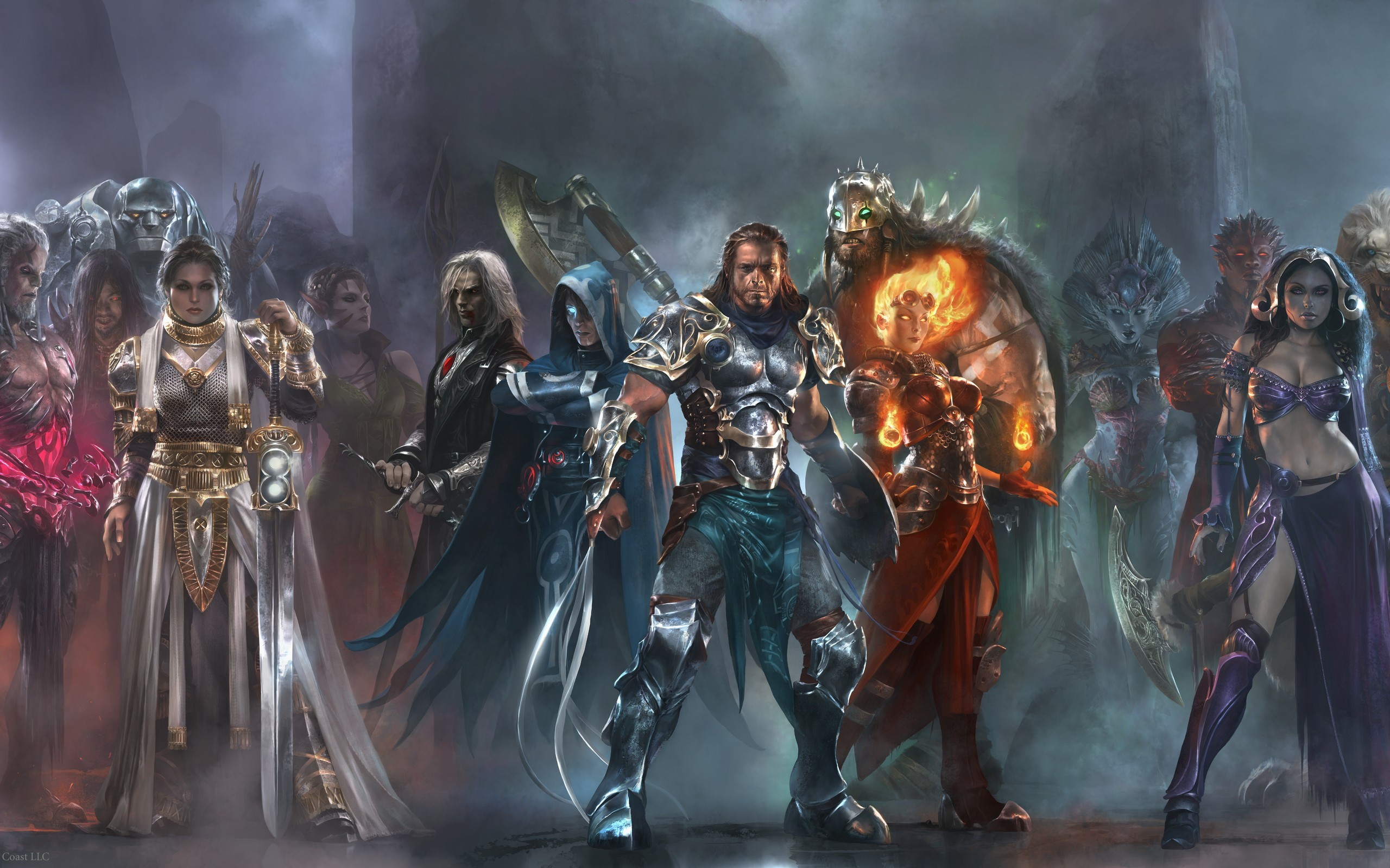 magic: the gathering armor