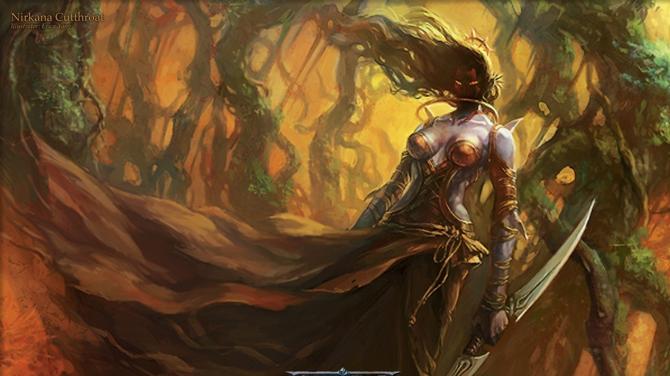 magic: the gathering blade HD Wallpaper