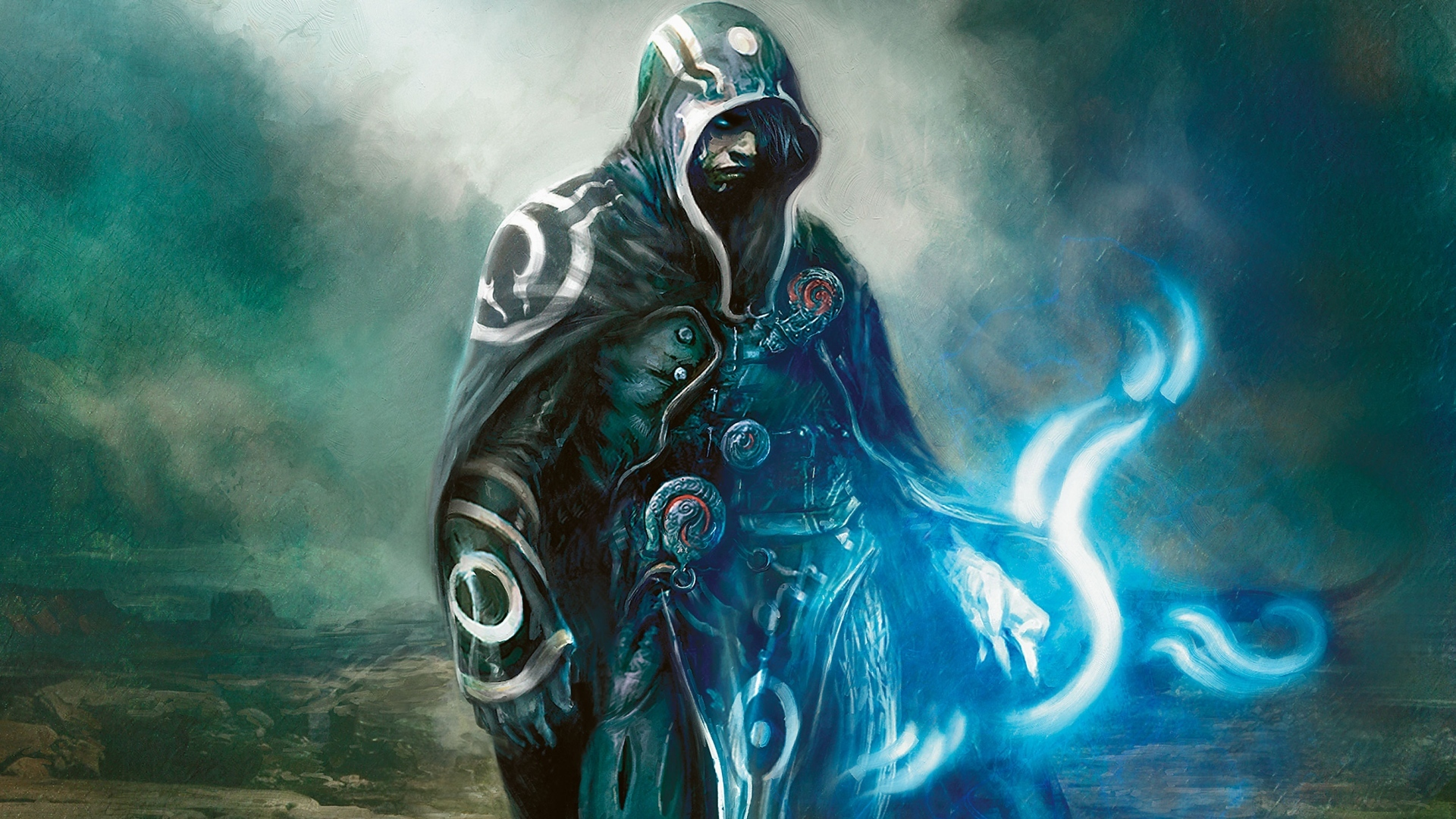fantasy art artwork jace beleren mtg desktop 1920x1080 wallpaper