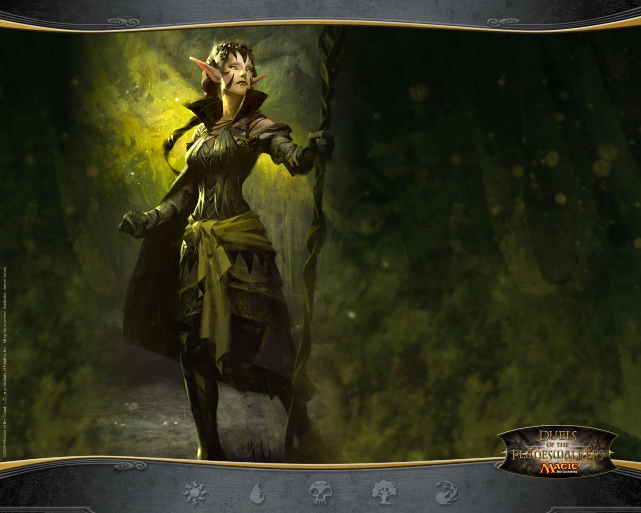 magic: the gathering magic HD Wallpaper