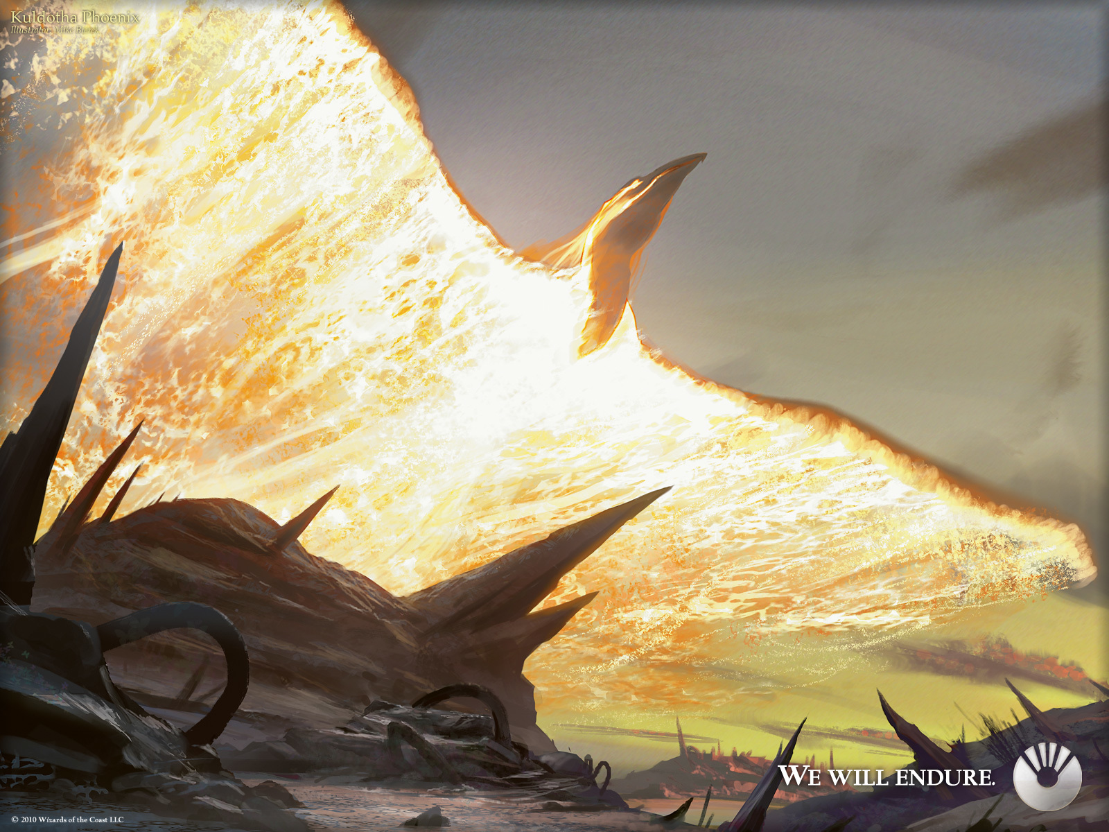 magic: the gathering Pheonix