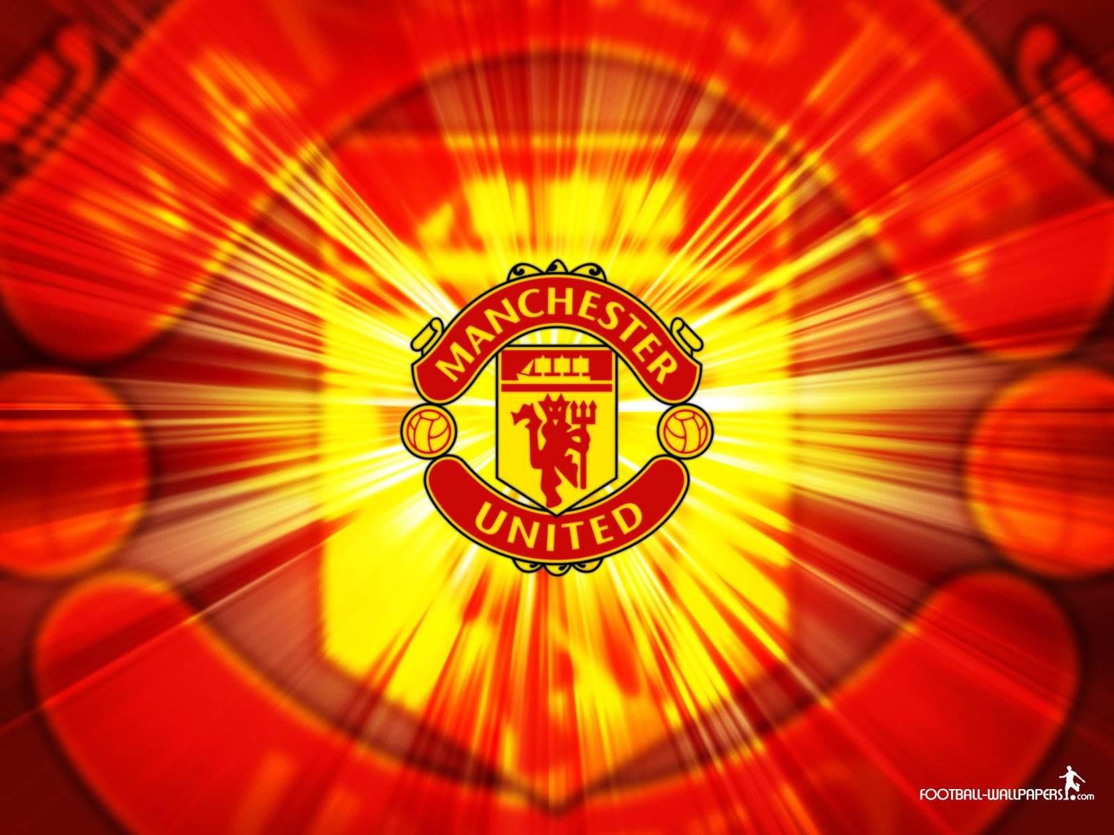 Manchester United club HD Wallpaper